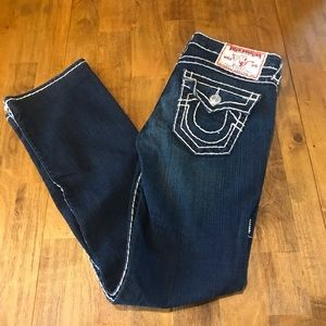 True Religion Billy Super T jeans size 28